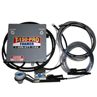 Thrifty 150™ Pro Foamer Complete System